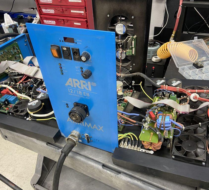 ARRI 12k/18k Ballast Repair